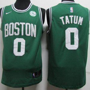Brand NEW Nike Boston Celtics Tatum NBA Jersey 0